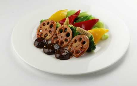 Вегетарианское меню